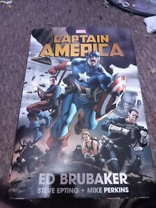 Captain America by Ed Brubaker Vol. 1 Omnibus