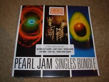 "PEARL JAM 7"" vinyl singles bundle set BINAURAL RIOT AVOCADO record album fye"