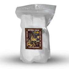 Spotter® Block Rock Climbing Chalk (Heat Sterilized) 5 oz. 140g Re-sealable Bag