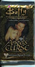 Buffy TVS CCG Angels Curse Unlimited Edition Factory Sealed Hobby Packet / Pack
