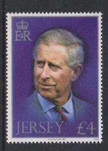 Jersey - 2008, 60th Geburtstag Von Prinz Charles Briefmarke - MNH - Sg 1408