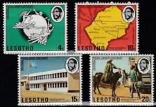 UPU 100 Jaar - Lesotho postfris 1974 MNH 166-169 (upu089)