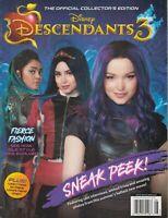 Disney Descendants 3 The Official Collector's Edition 2019 Sneak Peak