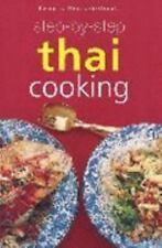 Step-by-Step Thai Cooking (Periplus Mini Cookbook) Various Paperback