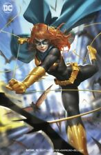 BATGIRL #32 VARIANT COVER DERRICK CHEW DC COMICS BARBARA JAMES GORDON 022719