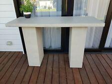 Outdoor Furniture: SALE! GRC Concrete Bar Table RRP. $890.95