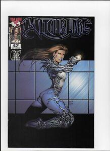Witchblade # 42 Variant N mint 1ST PRINT Topcow Comics