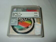 HAMA 71149 ~  Sky 1A Filter ~ 49 mm ~  UV Absorber LA+10  .... (F4)