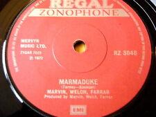 """MARVIN, WELCH, FARRAR - MARMADUKE  7"""" VINYL"""