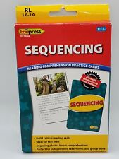Reading Comprehension Practice Cards Sequencing RL 1.0 2.0 ELL homeschool