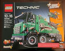 Retired LEGO Technic Set 42008 Service Truck New & Factory Seal
