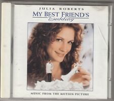 MY BEST FRIEND'S WEDDING - original soundtrack CD
