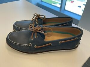 Sperry Men's Gold Cup Authentic Original Boat Shoe - Size 13 Navy