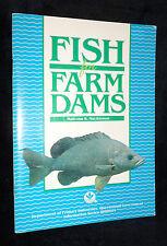 Fish for Farm Dams / Malcolm R. MacKinnon | V/G PB, 1989