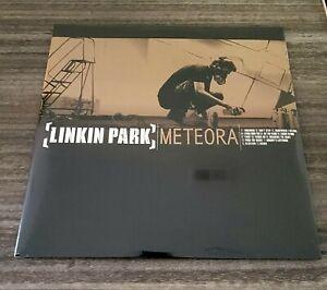 Linkin Park - Meteora NEW Sealed BLACK Vinyl LP Album Gatefold 2lp
