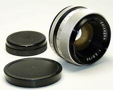 RODENSTOCK Objektiv EDIXAGON 2,0/50 für M42 - Rarität - rare lens