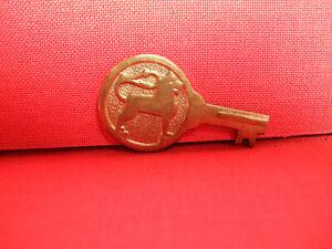 Erhard & Söhne orig. Schlüssel für Kassette Kassetten Schatullen mit Aquamanile