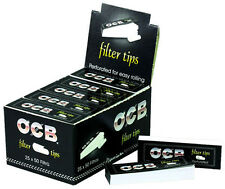 OCB Puntas Slim Size 50 hojas / 25er (Filtro, zigarettenfilter)