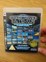 Sega Megadrive Ultimate Collection - PS3 - Sony PlayStation 3 Game - Free P&P