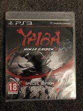 PlayStation 3 Game: Yaiba - Ninja Gaiden Z (Factory Sealed) UK PAL PS3