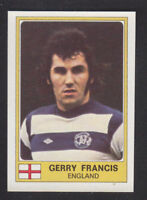 Panini - Euro Football 76/77 - # 70 Gerry Francis - QPR / England