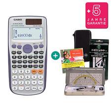Casio fx 991 es plus calculadora + funda protectora Geoset aprender CD garantía