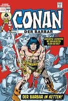 CONAN DER BARBAR deutsch CLASSIC COLLECTION HC 3 JOHN BUSCEMA 836 Seiten OMNIBUS