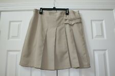 French Toast School Uniform Girl Plus Skorts Size 42 Plus Brand New