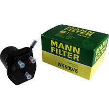 Mann Fuel-Filter For Wk 939/5 Renault Megane II BM0/1_ 1.5 DCI Estate