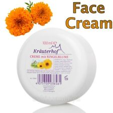 Krauterhof Face Cream with Marigold Shooting Anti-wrinkle 100 ml