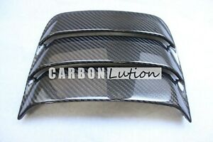 Carbon fiber rear engine deck vent  for Porsche 991.2 Turbo