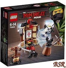 LEGO® Ninjago Movie: 70606 Spinjitzu-Training ! NEU & OVP !