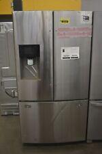 "Samsung RF263BEAESR 36"" Stainless French Door Refrigerator NOB #31890 MAD"