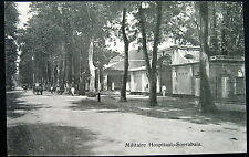 DUTCH INDIES~Indonesia~Java~ 1900's SOERABAJA   MILITARY HOSPITAL