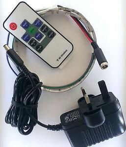 RGB LED STRIP + CONTROLLER + POWER SUPPLY - LIGHT KIT