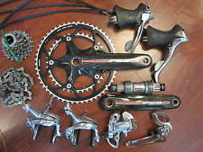 SHIMANO DURA ACE 7700 GROUP GROUPPO COMPLETE BUILD KIT 9 SPEED FSA CARBON DOUBLE
