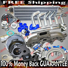 Turbo Kits T3/T4 Turbo for 92-96 Honda Prelude S/Si Coupe 2D F22/F23/H23 ONLY