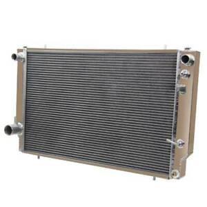 3Core Aluminum Radiator For JAGUAR XJS V12 Up To 1976-1996 Petrol 3Row