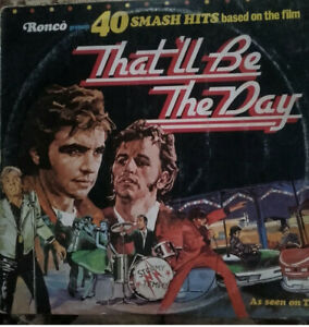 RONCO presents 40 Smash Hits Based On The Film THAT'LL BE THE DAY 2 Vinyl LPs