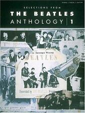 Selections from The Beatles Anthology, Volume 1-ExLibrary