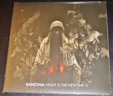 Katatonia: Night Is The New Day Double LP 2 Vinyl Record Set 2009 Peaceville NEW