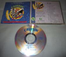 Cruisin' LGBT Musical Original Toronto Cast Album Jelleyfish Soundtrack CD RARE!