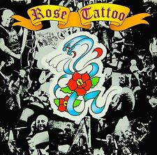 Rose Tattoo - Rose Tattoo Vinyl LP Hard Rock Sticker, Magnet