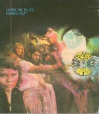 Canned Heat: Living The Blues, 10 Tracks, 2 CD Set