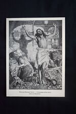 William Holman Hunt - Il fantasma della morte