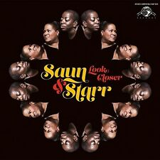 Saun & Starr - Look Closer [New CD] Digipack Packaging