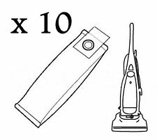 TEN DUST BAGS FOR ELECTROLUX BOSS E82  POWERLITE HILIGHT VACUUM CLEANER hoover