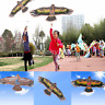 1.1M Flying Eagle Kite Novelty Animal Kites Outdoor Sport Kid's Fun Toy Hot CA