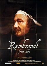 affiche du film REMBRANDT FECIT 1669 120x160 cm
