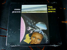 Slip Album: Mark Jenkins : This Island Earth : Limited Edition 300 Copies Sealed